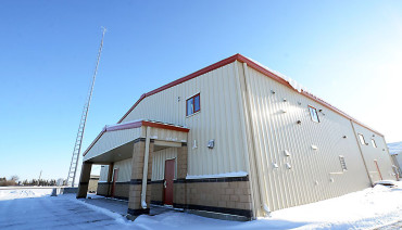 Town of Osler Fire Hall